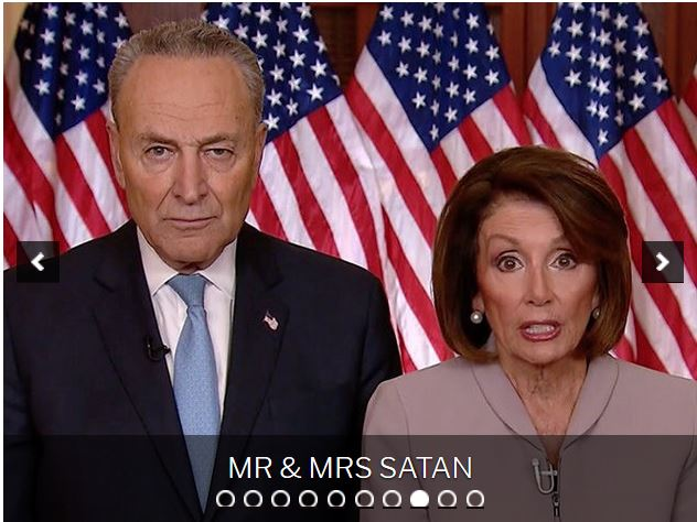 Mr and Mrs Satan